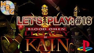 Blood Omen: Legacy of Kain (PS1) 16: The Heart of Corruption - Let