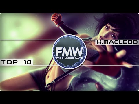 Top 10 Best Kevin MacLeod Songs - Royalty Free Music Mix