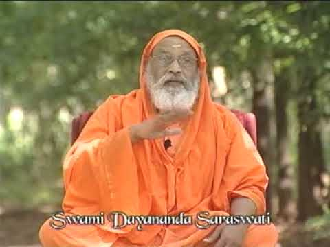 Discovering the Infallible 1/3 - Swami Dayananda