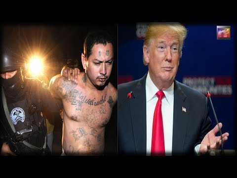 """Mother of Daughter Slain by MS-13 Tells President Trump: """"You're Correct. They Are Animals."""""""