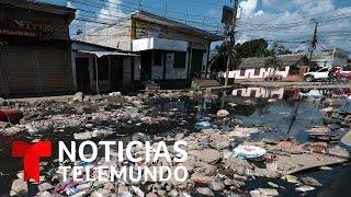 La llegada del huracán Iota pone en alerta a Honduras | Noticias Telemundo