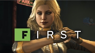 13 Minutes of Injustice 2 Black Canary Gameplay (1080p 60fps)