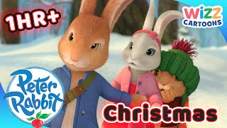 #Christmas @Peter Rabbit - One Hour Festive Special!   Action-Packed Adventures   Wizz Cartoons