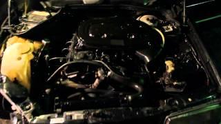 Завели 102-ой мотор (Mercedes 190, 5 лет простоял на улице)