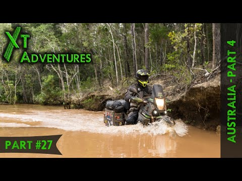 Adventures along the Old Telegraph Track and reaching Cape York / XT Adventures #27