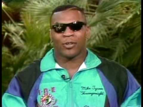 Mike Tyson Top 10 Classic Quotes