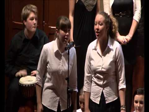 Thulele mama ya - Lisa Young Music - 2012 Brighton Secondary School