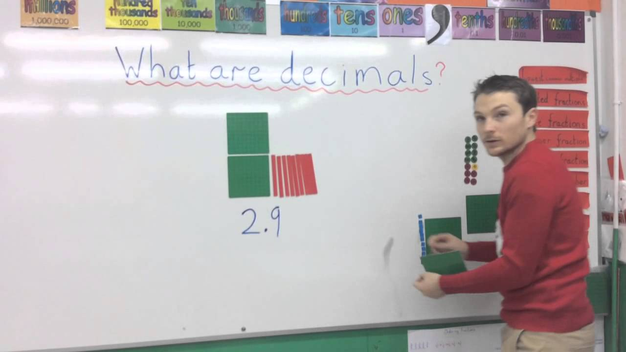 What are Decimals? - YouTube