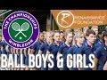 Wimbledon ball boys ball girls keep it real mp3
