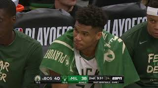Boston Celtics vs Milwaukee Bucks : April 28, 2019