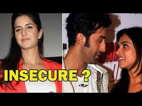 Katrina Kaif's INSECURITY Towards Ranbir Kapoor And Deepika Padukone?  | Bollywood News