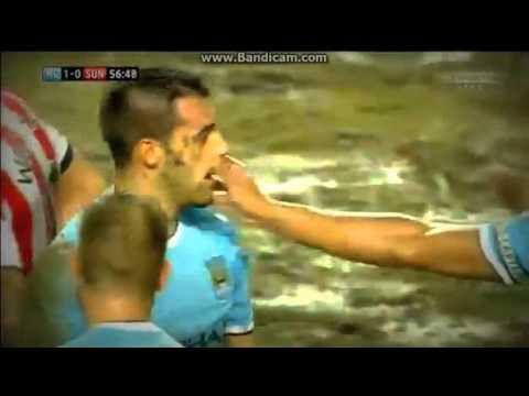 14. Dirty Alvaro Negredo Manchester City vs Sunderland 1   0 27 07 2013 Friendly Match HD Video