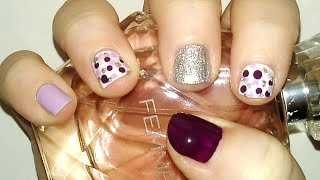 Polka Dot Nail Art Tutorial | Samantha Beauty Thumbnail