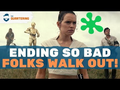 Star Wars DISASTER? Walk Outs Reported In Rise Of Skywalker Screenings