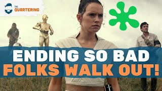 Star Wars DISASTER? Walk Outs Reported ...
