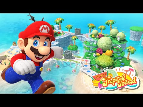 New Boards Revealed for Mario Party Superstars! Gameplay Trailer