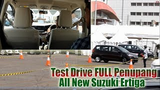 Test Drive All New Ertiga 2018 Full Penumpang
