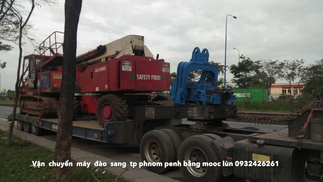 Chành xe vận chuyển hàng đi Campuchia, Lào, Thái Lan Vinatransit | Hotline 0987.4567.61