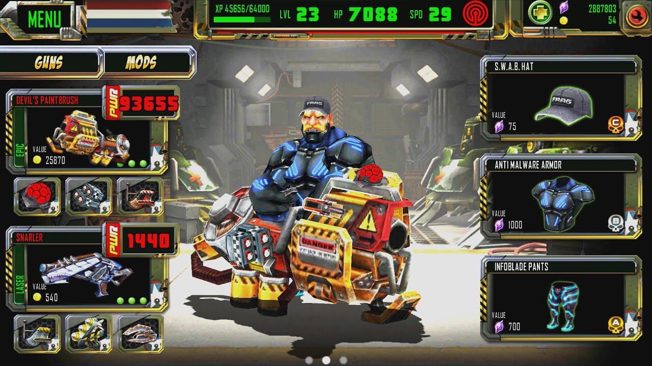 Взлом игры Six Guns на iOS без JB - YouTube