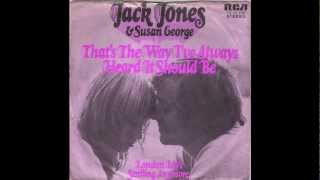 Jack Jones and Susan George: That