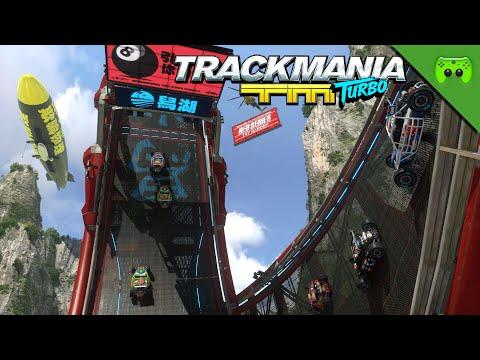 RICHTIG SCHMIERIG 🎮 Trackmania Turbo #19
