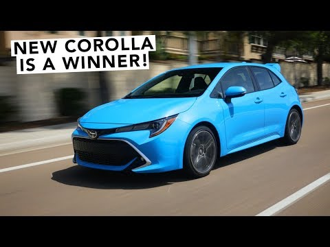 Toyota Has Built The Best Corolla Yet  - Tune Up EP05