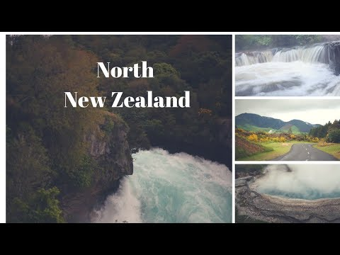 New Zealand, North Island Tourist attractions.