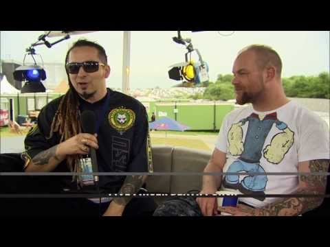Five Finger Death Punch - Under And Over It, Live @ Download 2013