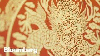 Keeping Korean Gold Print Alive