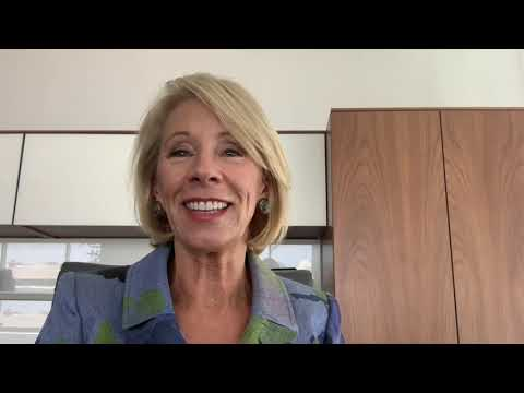Secretary Betsy DeVos on the 30th Anniversary of the Americans with Disabilities Act