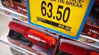 "Dengan RM 50 ringgit LEGO apa yang kita dapat beli di Toys""R""Us ?"