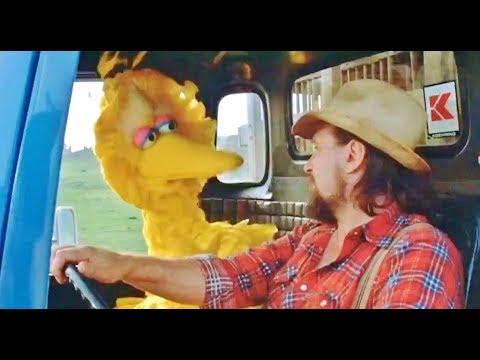 1985 - Seasame Street Presents - Follow That Bird - Ain't No Road Too Long
