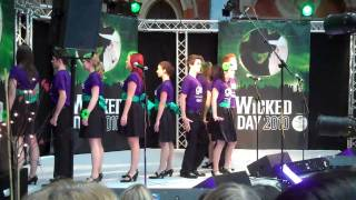 uk s best glee club bridgwater college show choir