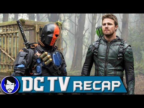 Arrow Recruits DEATHSTROKE | DCTV Recap