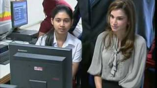 Mosaic Network Mentoring with HM Queen Rania of Jordan
