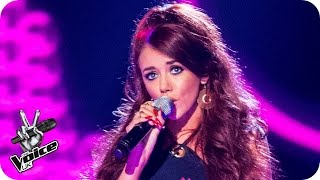 Lydia Lucy performs 'Trouble' - The Voice UK 2016: Blind Auditions 2