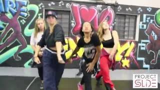 bell biv devoe run   project slide dance video