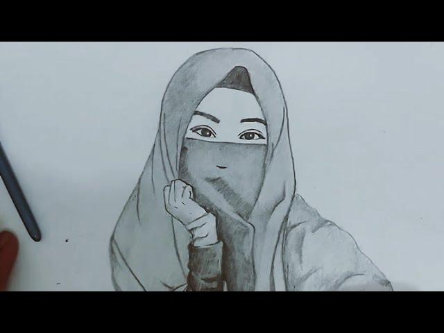Menggambar Kartun Islami Bercadar Youtube
