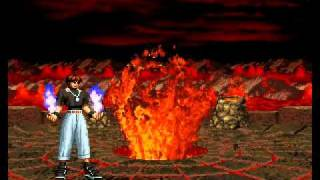 """The King Of Fighters 97 arcade """"orochi team"""" final part"""