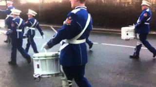Saltcoats Proddy Boys (Apprentice boys prade 2011 - Rifles)