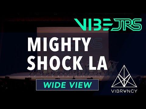 Mighty Shock LA   Vibe Jrs 2019 [@VIBRVNCY 4K]