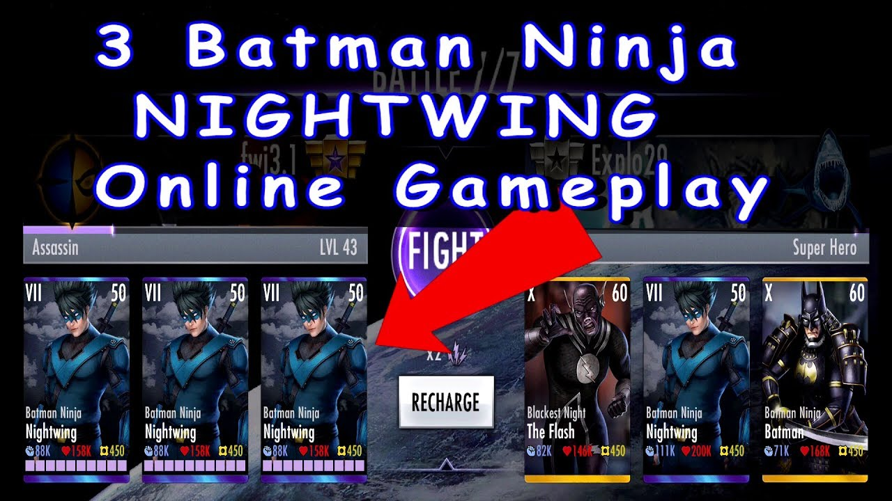 Injustice Phantom Zone All Boss Fight Ios Android Update 3 1 Using Unreleased Players And Gears Youtube