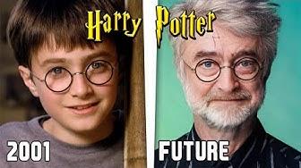 Harry Potter Cast ⚡️Then & Now + FUTURE 😱(2020)