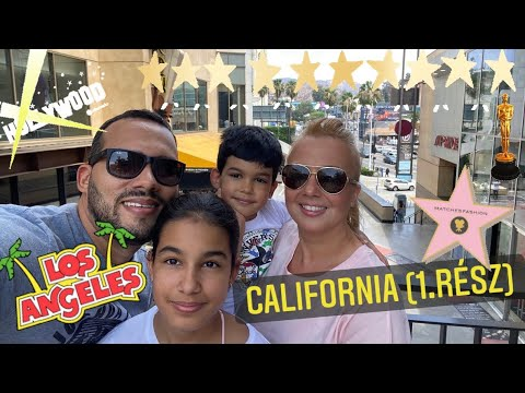 Download Los Angeles-Hollywood! Belakjuk, felfedezzük a várost! Kaliforniai vakáció (1. rész)