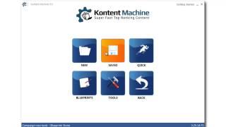 Kontent Machine 3.0 - Co-citation Automation
