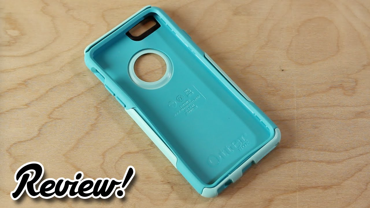 timeless design 79639 c1578 Review: OtterBox iPhone 6/6s Case - Commuter Series (Aqua Sky)