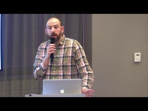 YAML, What is it good for? by Jacob Rockowitz - 2016-02-03 #2