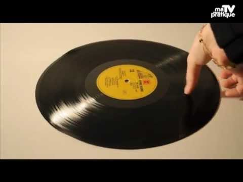 Id e d co transformer de vieux vinyles en objets tendance youtube - Objets deco insolites ...