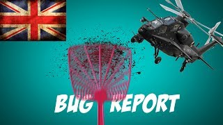 Bug Report - Attack Helis - Dust Zones, TV Missile & Hitbox Problems - Commentary - Battlefield 4