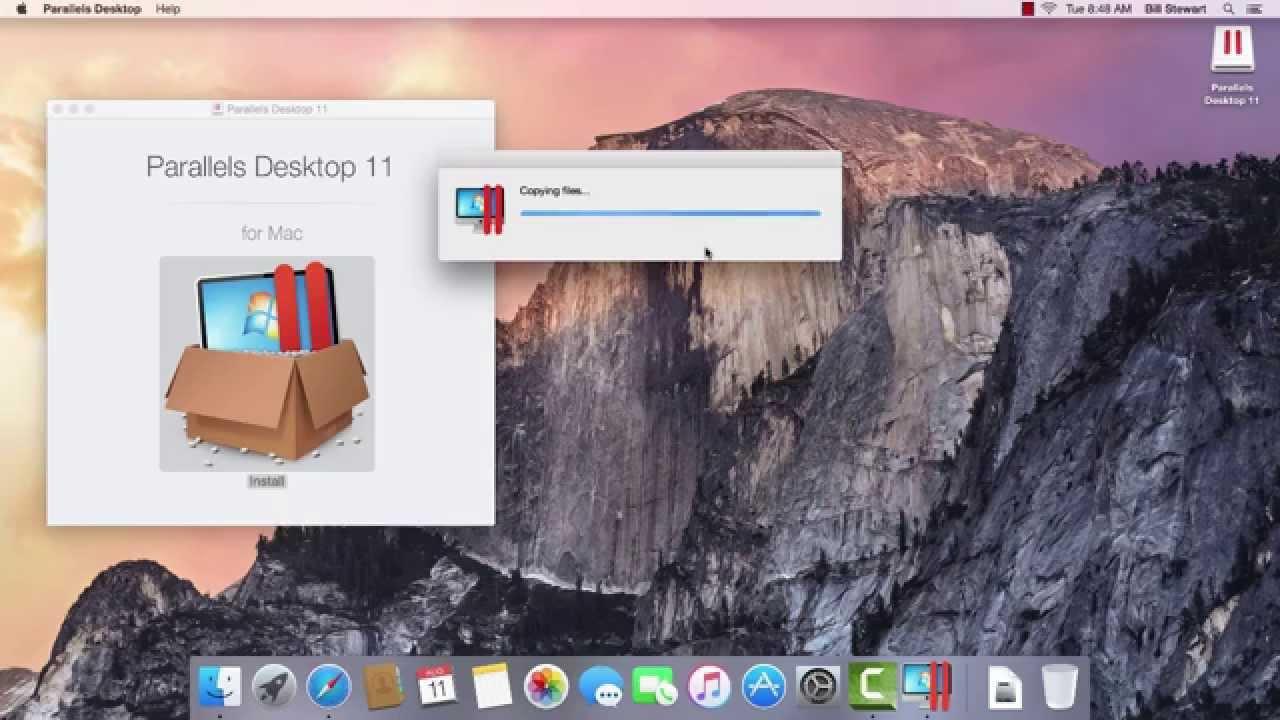 How to Install Parallels Desktop 11 for Mac and Activate Your Parallels  Account